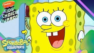 SpongeBob's KCA Wins & Nominations! 🏆 Kids' Choice Awards thumbnail