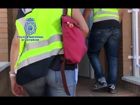 Liberada una mujer en Cuenca tras ser detenido uno de los proxenetas más buscados del país