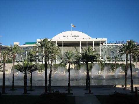 El Palau de la Música, Ahora Valencia