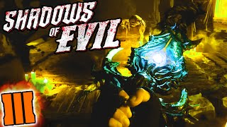 "Black Ops 3 Zombies ""Shadows of Evil"" - ELEMENTAL SWORD TUTORIAL! (Black Ops 3 Zombies)"