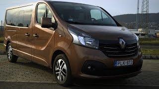 видео Renault Trafic