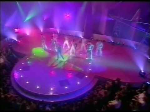 Denise Van Outen Gimme! Gimme! Gimme! Live Abbamania 1999