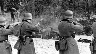 II WŚ. Wehrmacht. Zbrodnie wojenne.