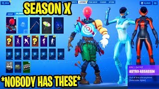 *LEAKED* AIRHEAD & ASTRO ASSASSIN w/ WINDMILL FLOSS Emote & More! - Fortnite