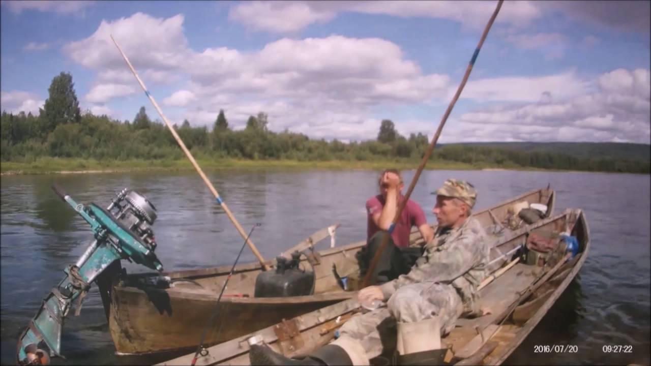 видео отчеты о рыбалке на реке вишера в красновишерске