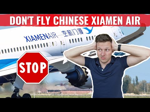 Review: XIAMEN AIR 787 - IRRESPONSIBLE CREW & NOT SAFE TO FLY