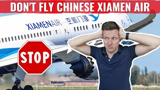 Review: XIAMEN AIR 787 - IRRESPONSIBLE CREW, ACCUSED AND INT...