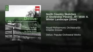 North Country Sketches (1989 Remastered Version) : II. Winter Landscape