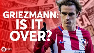 Griezmann: IS IT OVER? Tomorrow's Manchester United Transfer News Today! #3