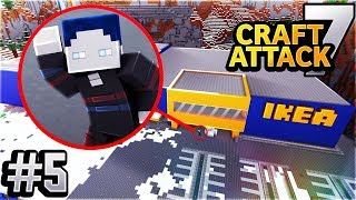 Der 17.000m² IKEA - Craft Attack 7 Highlights