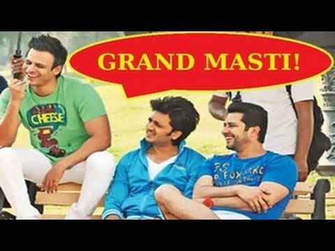 Grand Masti with Ritesh, Aftab, Vivek & Nana Chatekar Travel Video