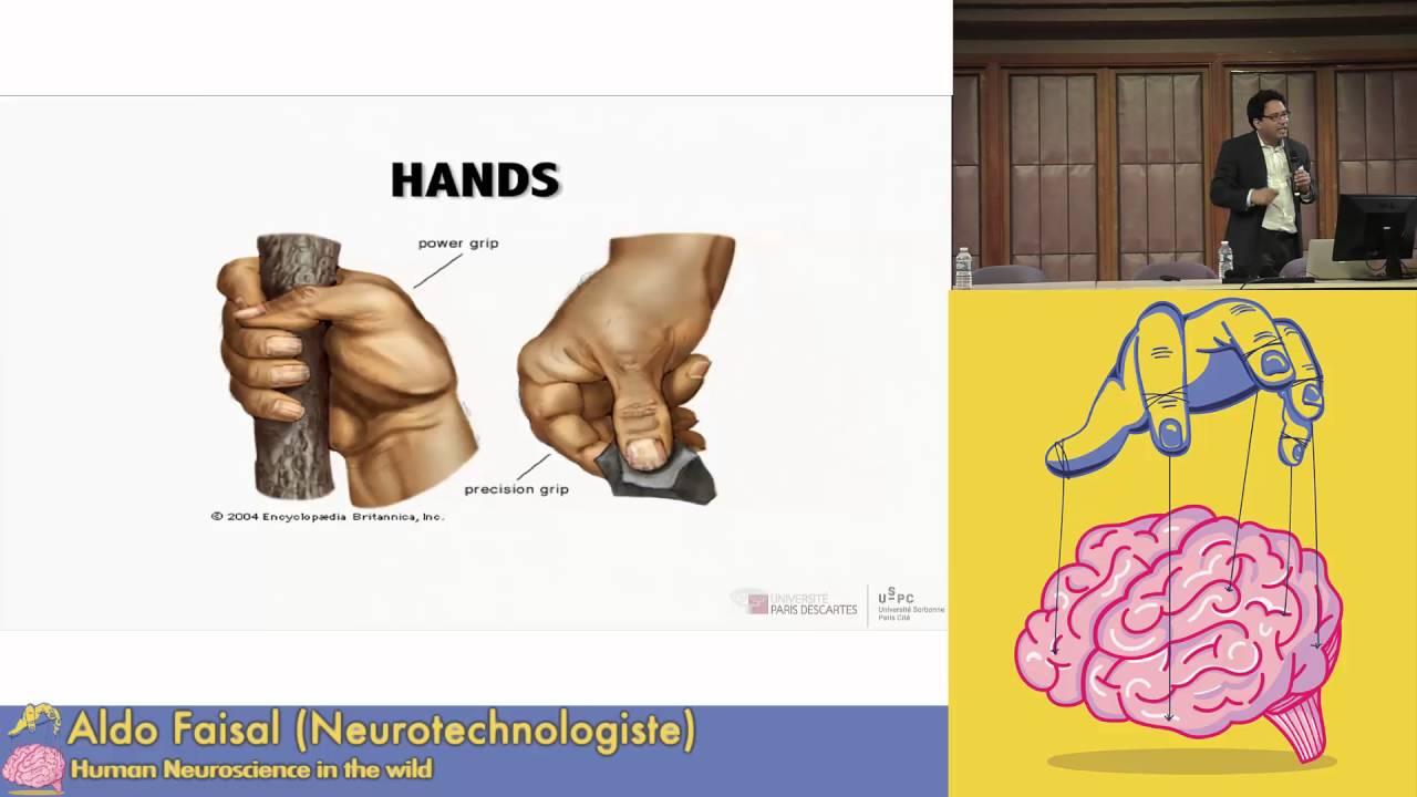 Human Neuroscience In The Wild Aldo Faisal Fsc 2016 Youtube