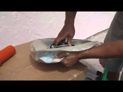 How To Replace Air Valve In A Chamber Of Inflatable Boat, Kayak, Raft, Etc,