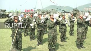 Thailand  US led Cobra Gold military drills kick off in Sattahip