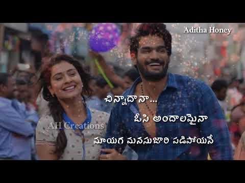 Pilla ra song lyrical video what'sapp status from RX 100
