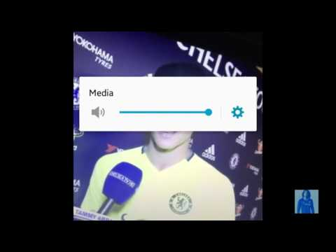 Luizs first interview back at the bridge