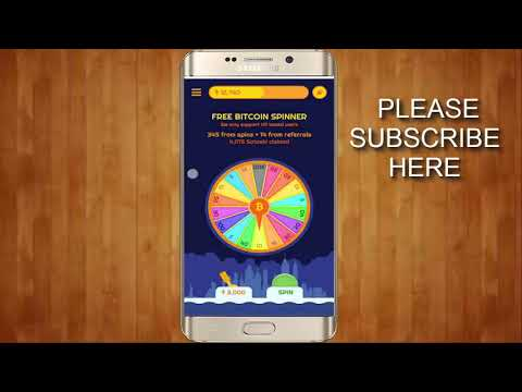 How To Earn Unlimited Satoshi From Free Bitcoin Spinner || Claim In Coin...