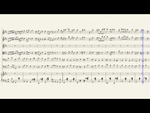 Winter Wonderland - Barnslou Arrangement - Dave Brubeck