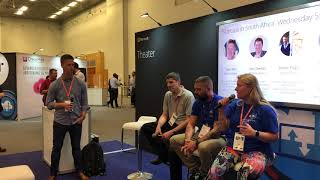 Startups in South Africa Panel at Microsoft Tech Summit