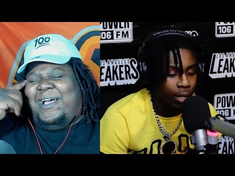 "HE ATE THIS FREESTYLE!!!  Polo G Freestyles Over ""Sanguine Paradise"" By Lil Uzi Vert REACTION!!!"