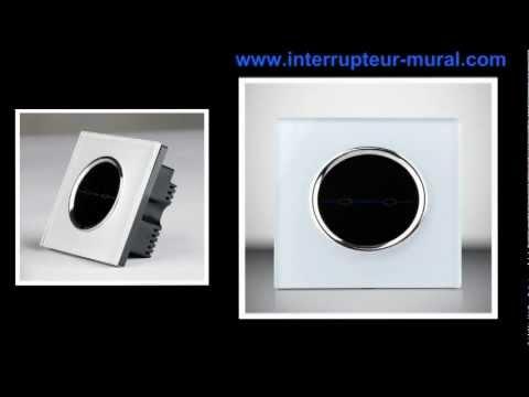 Comment installer un interrupteur mural design led youtube - Comment installer un interrupteur ...