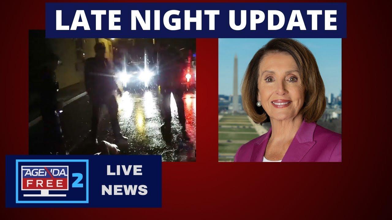 LIVE Late Night News Update (Pelosi, Daniel Prude)