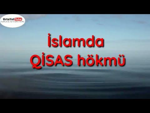 """Abu Zeyd:""""İslamda Qisas hökmü"""""""