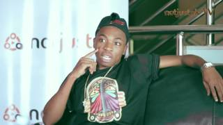 Notjustok TV: Mayorkun Details His Music Career So Far,