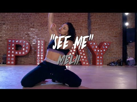 "Melii - ""See Me""   Nicole Kirkland Choreography"