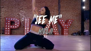 "Melii - ""See Me"" | Nicole Kirkland Choreography thumbnail"