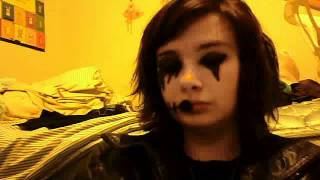 what im being for halloween : andrew dennis biersack bvb