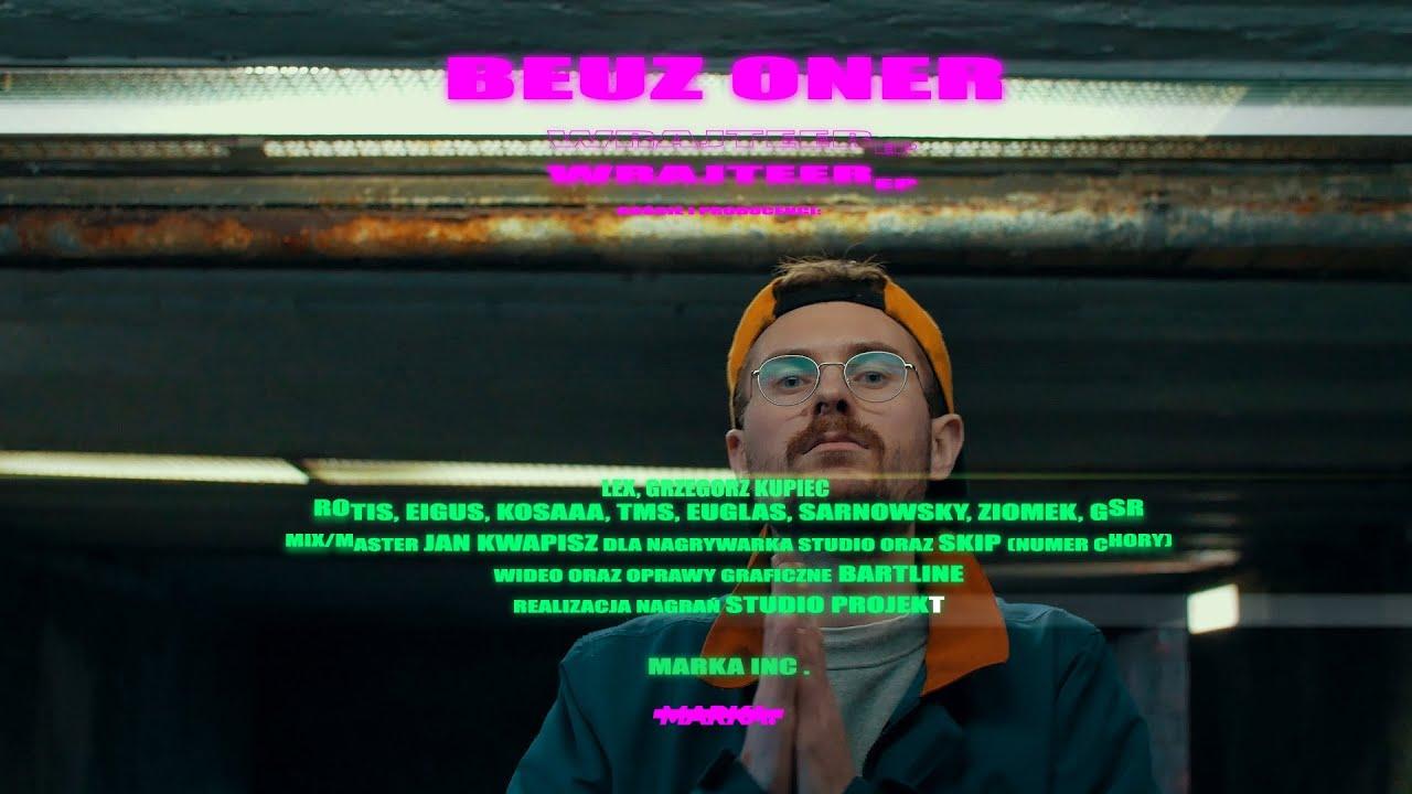 """Beuz Oner - Wrajteer EP """"Promomix"""""""