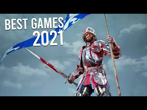 Top 20 Best Games of 2021 [First Half]
