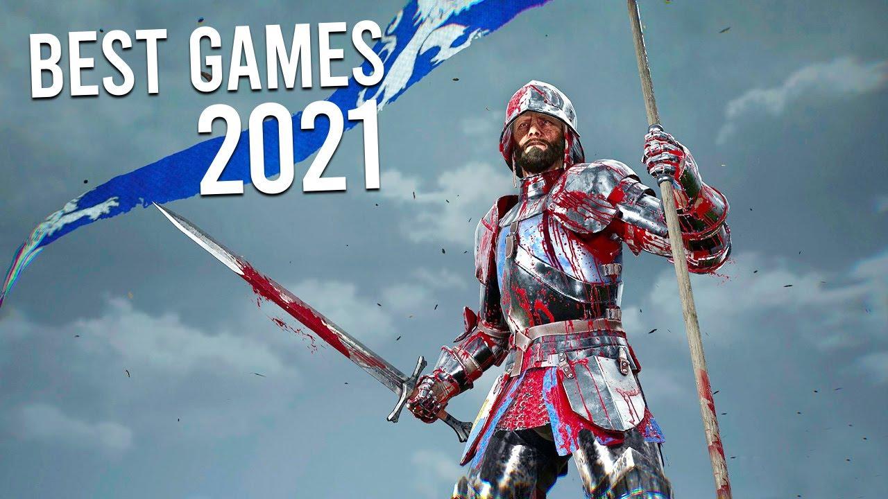 Download Top 20 Best Games of 2021 [First Half]
