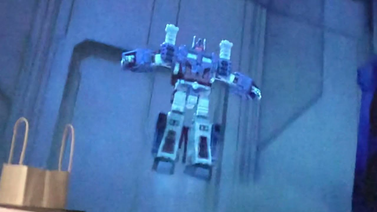 ULTRA MAGNUS T-POSE IS REAL