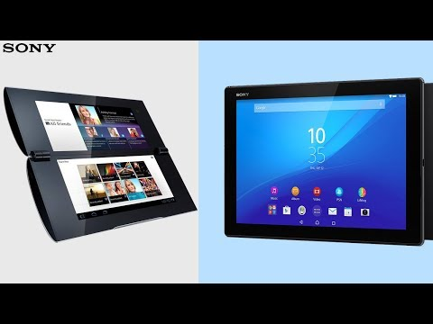 Sony Tablet Evolution