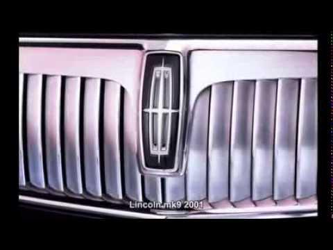 new lincoln mk9 2015 prototype car youtube