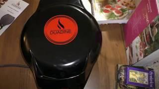Пицца мейкер Duadin ( Многофункциональная печь) Дуадин обзор