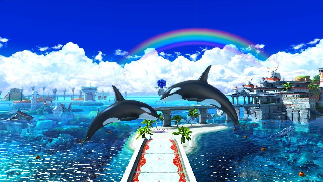 Sonic Generations [HD] - Seaside Hill Zone (Original