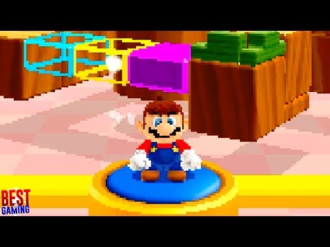 Super Mario 3D Land Walkthrough - Special World 7 100% Guide (Every Star Coin and Gold Flag Pole)