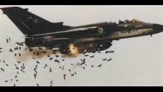 Breaking News May 2015 Saudi Arabia used USA supplied cluster bombs in Yemen