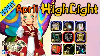 Gambar cover [HighLight] April Event l ColieVLOG#137 -【DragonNest SEA】