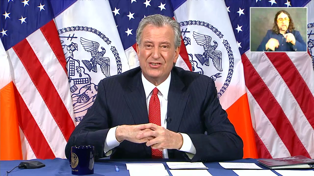 NO POOLS NO NOTHING: New York City Mayor Says Nothing Will Open