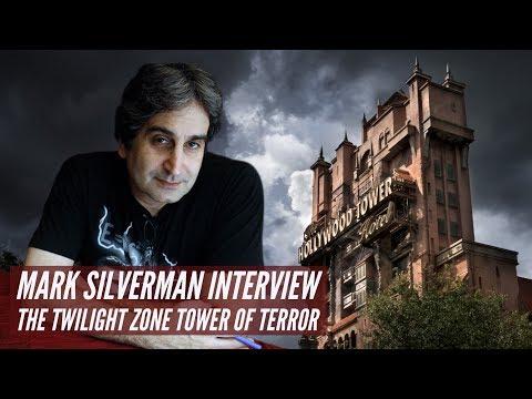 Disney Podcast  TOWER OF TERROR'S MARK SILVERMAN  Dizney Coast to Coast  Ep. 422