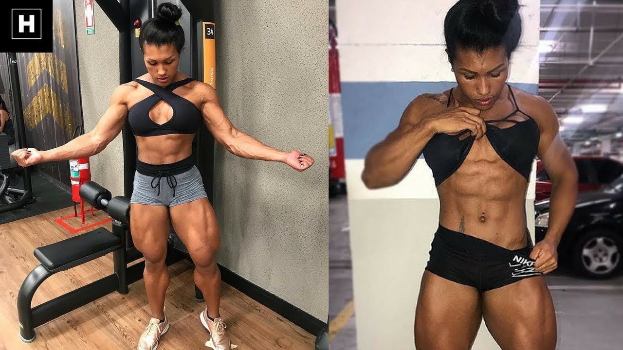 Download Alessandra Alvez Lima' Workout Routine For a Shredded Summer Body   Workout Motivation