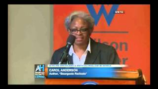 Carol Anderson: African Americans and Anti-colonialism in Africa