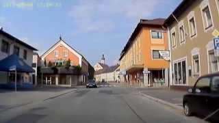 D: Furth im Wald Landkreis Cham Ortsdurchfahrt Juli 2013