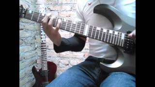 The Casualties Corazones Intoxicados (Guitar Cover)