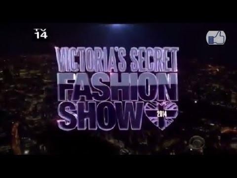 Victorias Secret Fashion Show 2014 Full