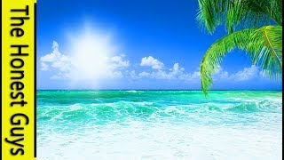 10 MINUTE Guided Meditation 'The Paradise Beach'